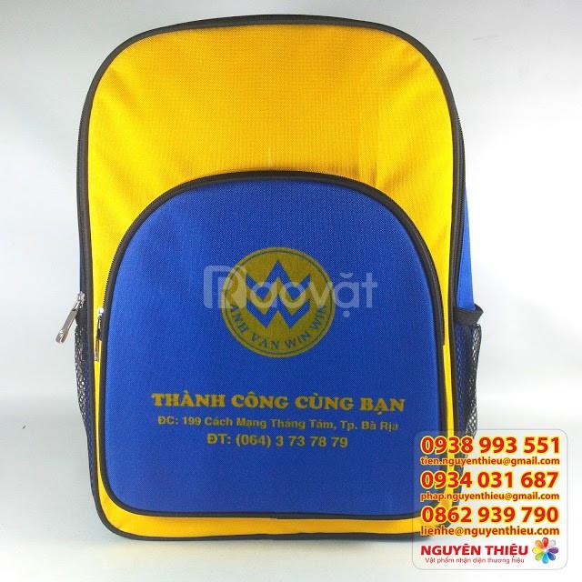 Công ty in balo quảng cáo, thiết kế in balo túi xách công ty