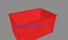 Sóng nhựa bít KT: 610x420x310mm