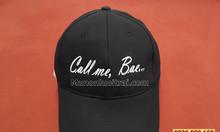 May nón mũ in thêu logo, nón in logo giá rẻ, nón thêu logo giá rẻ