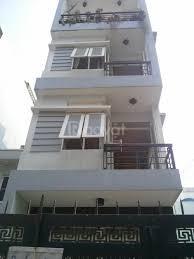 Bán nhà Hoàng Quốc Việt - 4 tầng - 100m2 ôtô tránh nhau (ảnh 1)
