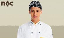 May áo bếp nhà hàng giá rẻ tại Đồng Phục Mộc