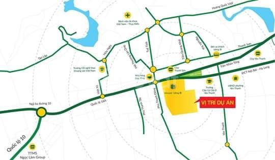 Dự án Uông Bí New City - Cơ hội đầu tư BĐS đầu năm 2019