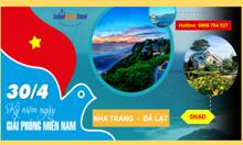 Du lịch Nha Trang - Đà Lạt (5N4Đ)