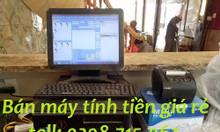 Bán máy tính tiền tại Kiên Giang cho quán mỳ cay giá rẻ