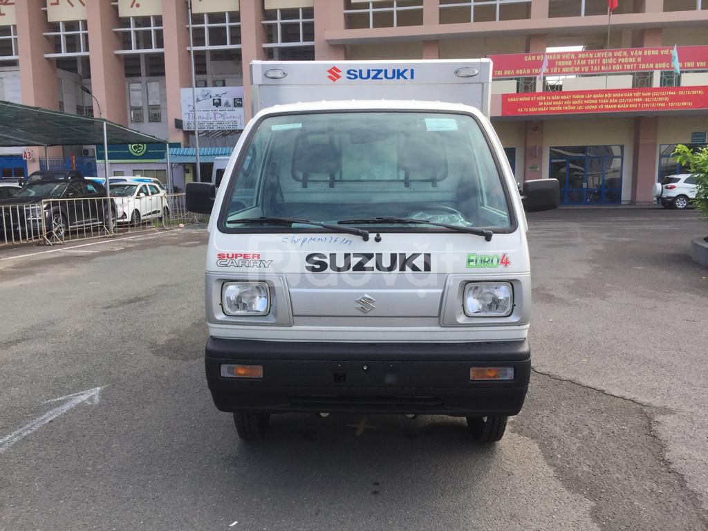 Suzuki Carry Truck SD 490kg tặng 100% lệ phí trước bạ + quà tặng