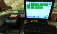 Máy tính tiền cho tiệm thuốc tây - shop mỹ phẩm tại Đak Lak