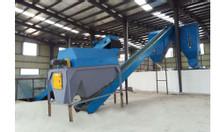 Máy ép viên nén mùn cưa, viên nén gỗ, trấu viên 3 tấn/giờ
