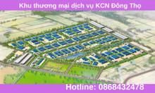 Bán đất thương mại KCN Đông Thọ, Yên Phong