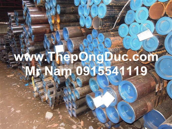 Thép ống đúc dn50,dn65,dn80,dn200,dn300,dn400 ống đúc mạ kẽm (ảnh 5)