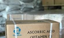 Vitamin C nguyên liệu: Ascorbic acid 99%