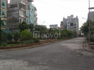 Bán đất tái định cư Nhổn 80m2 đối diện trường học, kinh doanh tốt