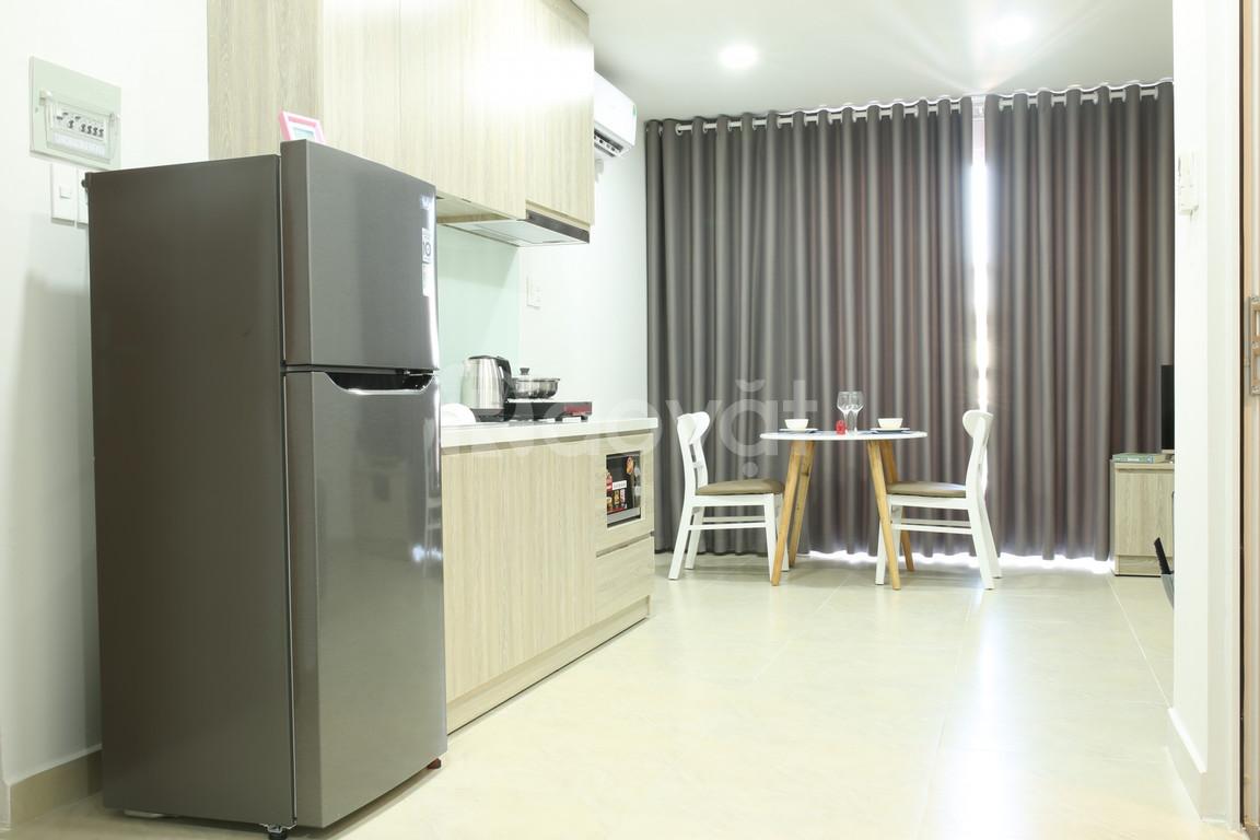 Cho thuê căn hộ chung cư mini đầy đủ nội thất cao cấp (ảnh 6)