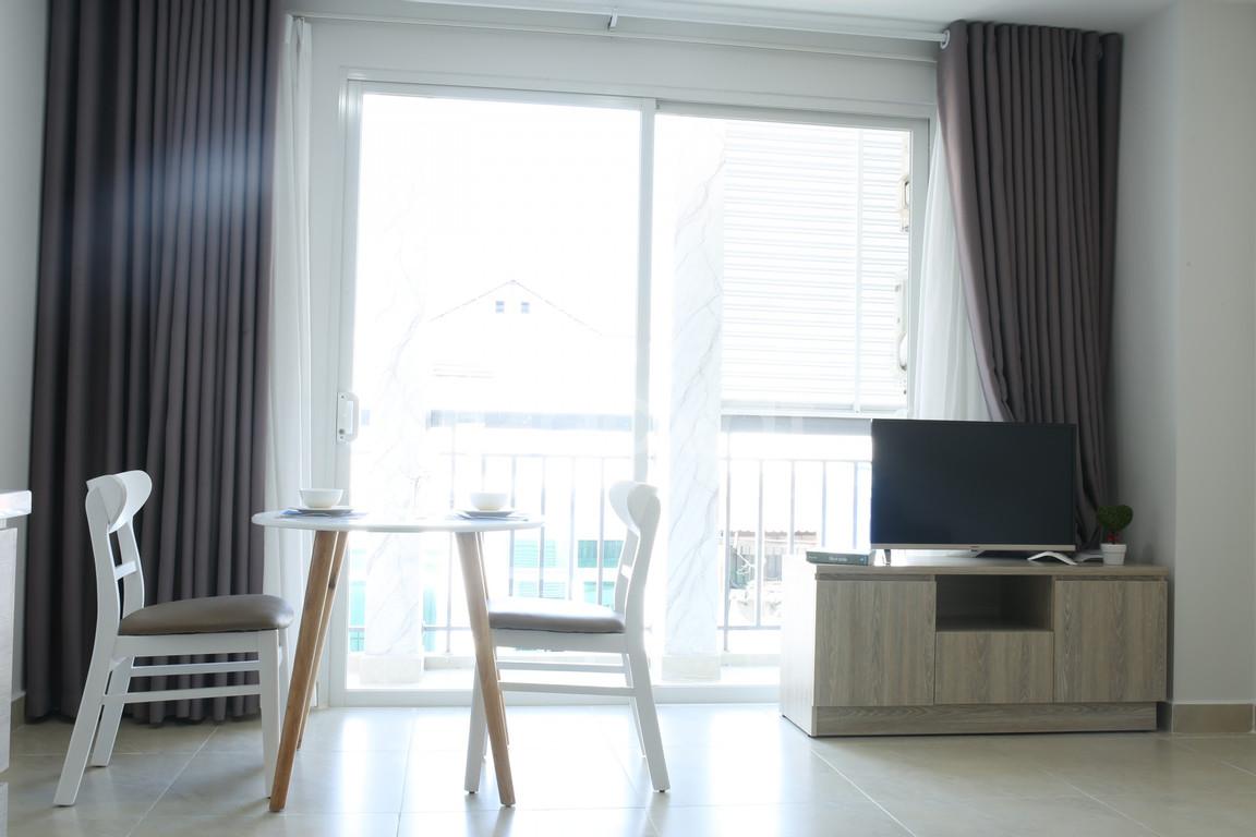 Cho thuê căn hộ chung cư mini đầy đủ nội thất cao cấp (ảnh 4)