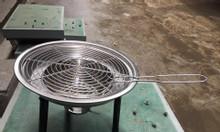 Bếp nướng than hoa âm bàn kết hợp để trên mặt bàn Phù Đổng PD17-K314