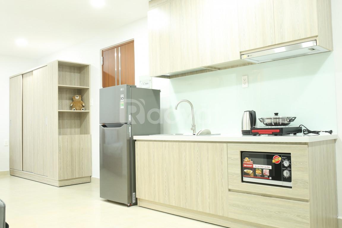 Cho thuê căn hộ chung cư mini đầy đủ nội thất cao cấp (ảnh 5)