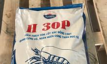 H30P: khoáng tạt dạng bột, giúp làm cứng vỏ tôm