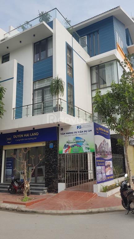 Nhà 3 tầng mặt đường Chùa Nghèo, An Đồng, Hải Phòng