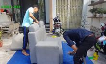 Vệ sinh ghế Sofa - nệm Kymdan - rèm cửa giá rẻ tại Ninh Thuận