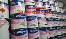 Sơn Epoxy KCC kháng axit cho sắt thép ngoài trời