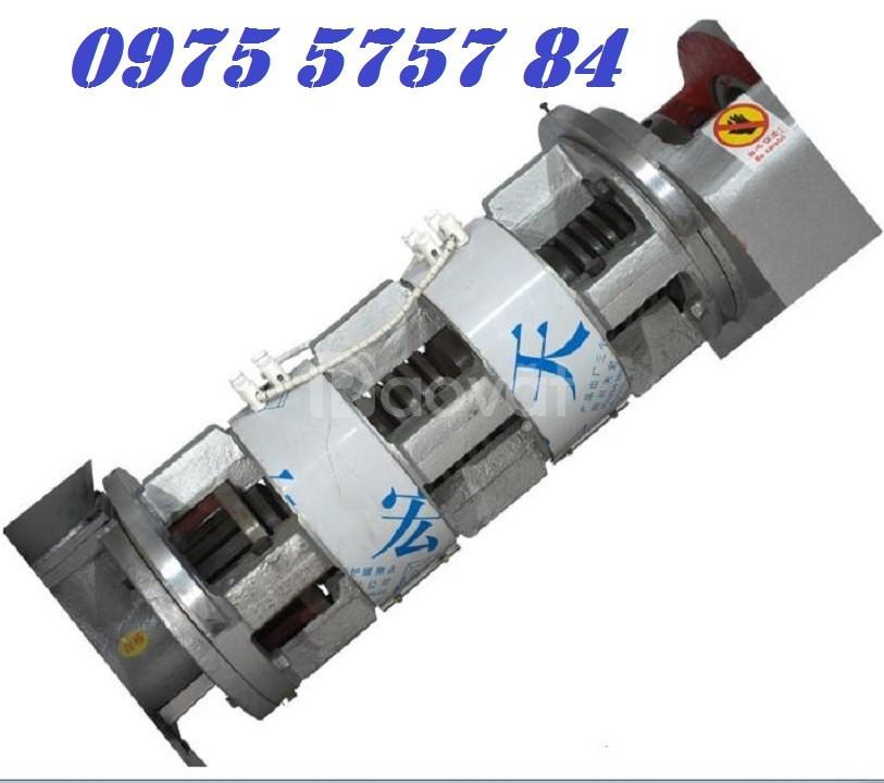 Máy ép dầu lạc công nghiệp Guangxin YZYX90WK