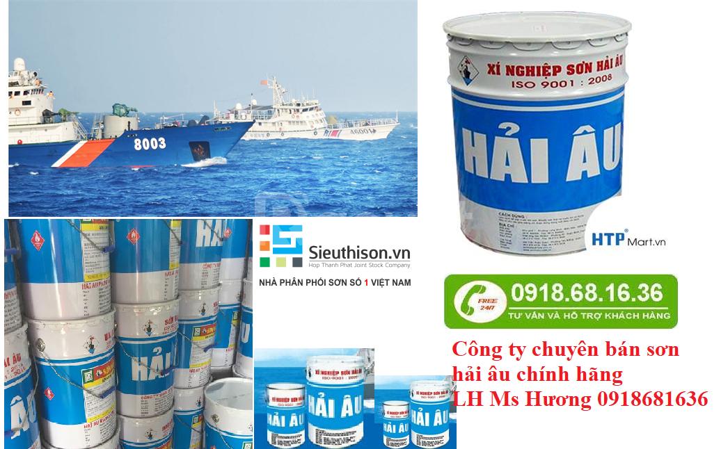 Cần mua sơn hải âu sơn cho tàu biển