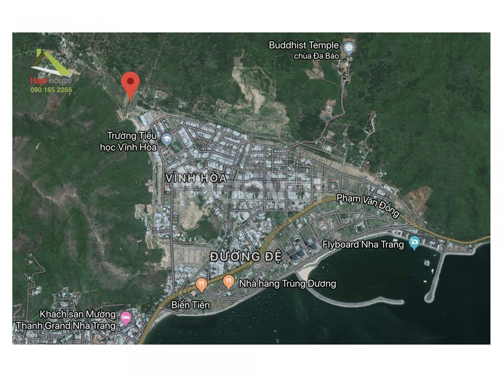 DamEva-Nha Trang Khu nghỉ dưỡng mới xuất hiện tại Phía Bắc núi cô tiên