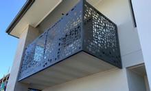 Lan can ban công sắt CNC cổ điển, hiện đại cho biệt thự, nhà phố