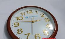 Chuyên đồng hồ treo tường in logo theo yêu cầu giá rẻ