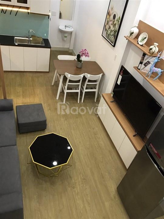 Nhà mới 3 tầng có 3PN, 3WC đường Tô Ngọc Vân, Thạnh Xuân