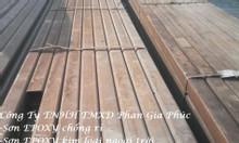 Sơn Epoxy kcc cho sắt thép: EP170 lót chống rỉ, EP1760 lót kẽm, ET5740