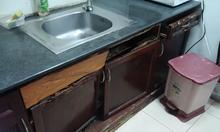 Sơn tủ bếp giá rẻ
