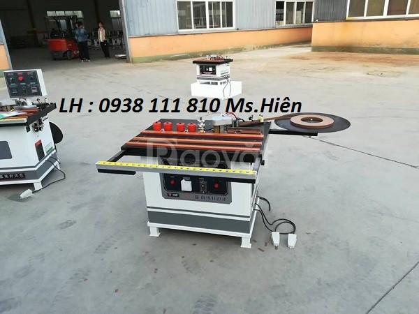 Hướng dẫn sử dụng máy dán cạnh tại CNC Thành Long