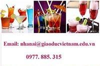 Học pha chế đồ uống chuyên nghiệp tại Đà Nẵng, Nha Trang