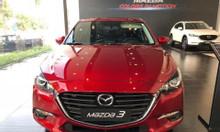 Mazda 3 2019 ưu đãi 25 tr + KM trả góp 90% giao ngay đủ màu