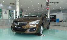 Suzuki Ciaz xe có sẵn giao ngay tại Suzuki Phổ Quang