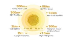 The Sun Mễ Trì gần Keangnam  Chỉ 2.6 tỷ căn 3 ngủ