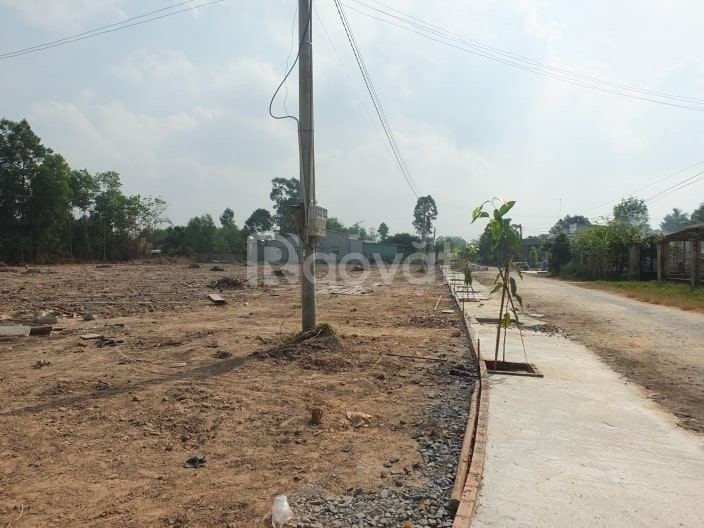 Đất nền dự án Gò Dầu, Tây Ninh