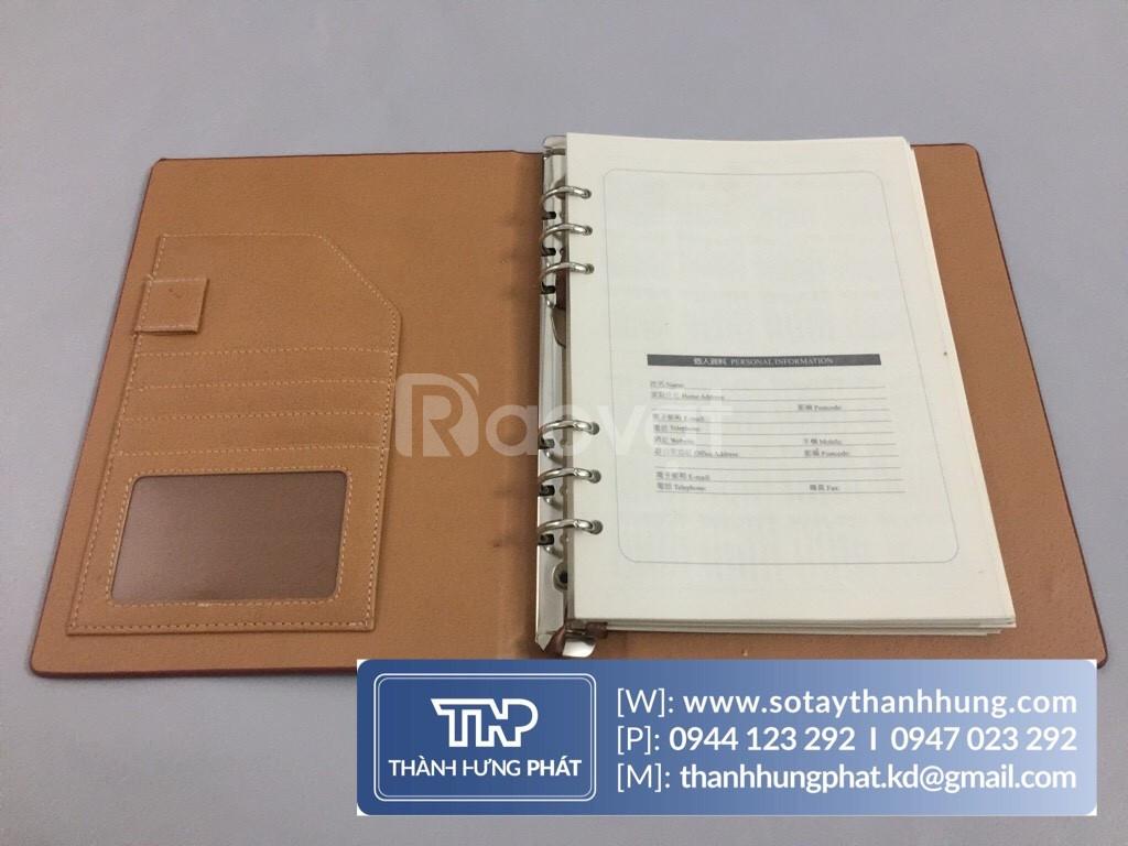 Chuyên làm sổ da giá rẻ xưởng sản xuất sổ da tại TPHCM