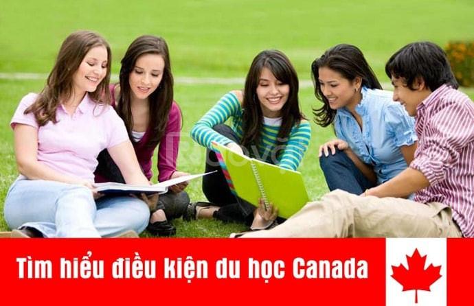 Chia sẻ điều kiện du học tại đất nước Canada