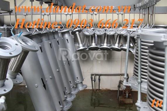 T3-19 Dan Dat. Flex CC các SP: ống chống rung inox, khớp giãn nở inox