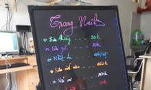 Bảng led viết menu, bảng led viết tay, bảng huỳnh quang tại Rạch Giá