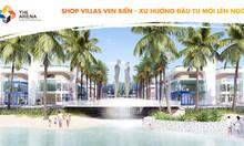 Lợi nhuận 100% trong 10 năm đầu với shopvilla The Arena Cam Ranh