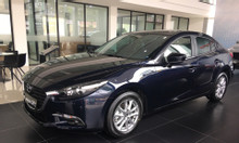 Mazda 3 2019 tặng BHVC + tiền mặt trả góp 80% giao ngay