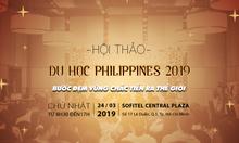 Hội thảo du học Philippines tháng 3/2019