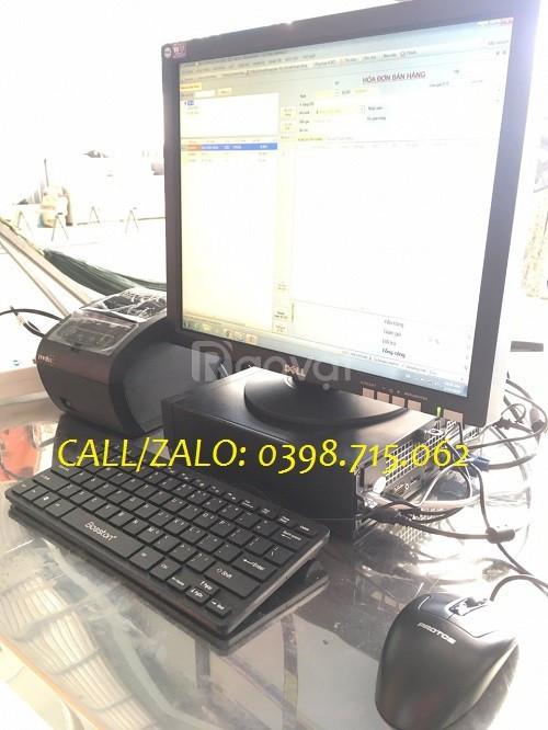 Chuyên bán máy tính tiền cho quán cafe giá rẻ tại Bạc Liêu