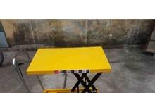 Xe nâng mặt bàn 150kg cao 1m, 72cm