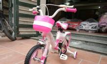Xe đạp cho bé gái 88B size 16inch dành cho bé từ 6-8 tuổi