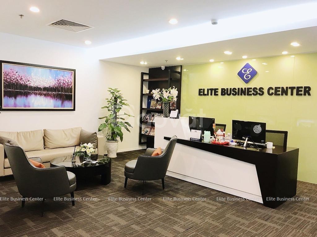 Văn phòng trọn gói cho 2 15 nhân viên, view đẹp tại Diamond Flower