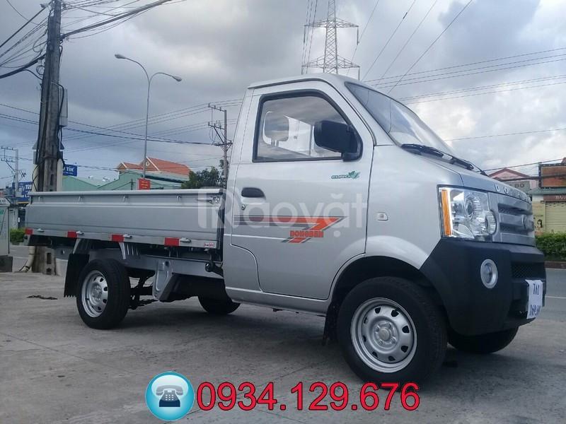 Ở đâu bán xe tải Dongben 870kg trả góp giá tốt?