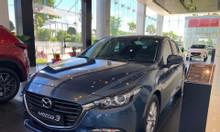 Mazda 3 1.5 2019 ưu đãi lớn tháng 3 tặng 25tr + KM, trả góp 90%